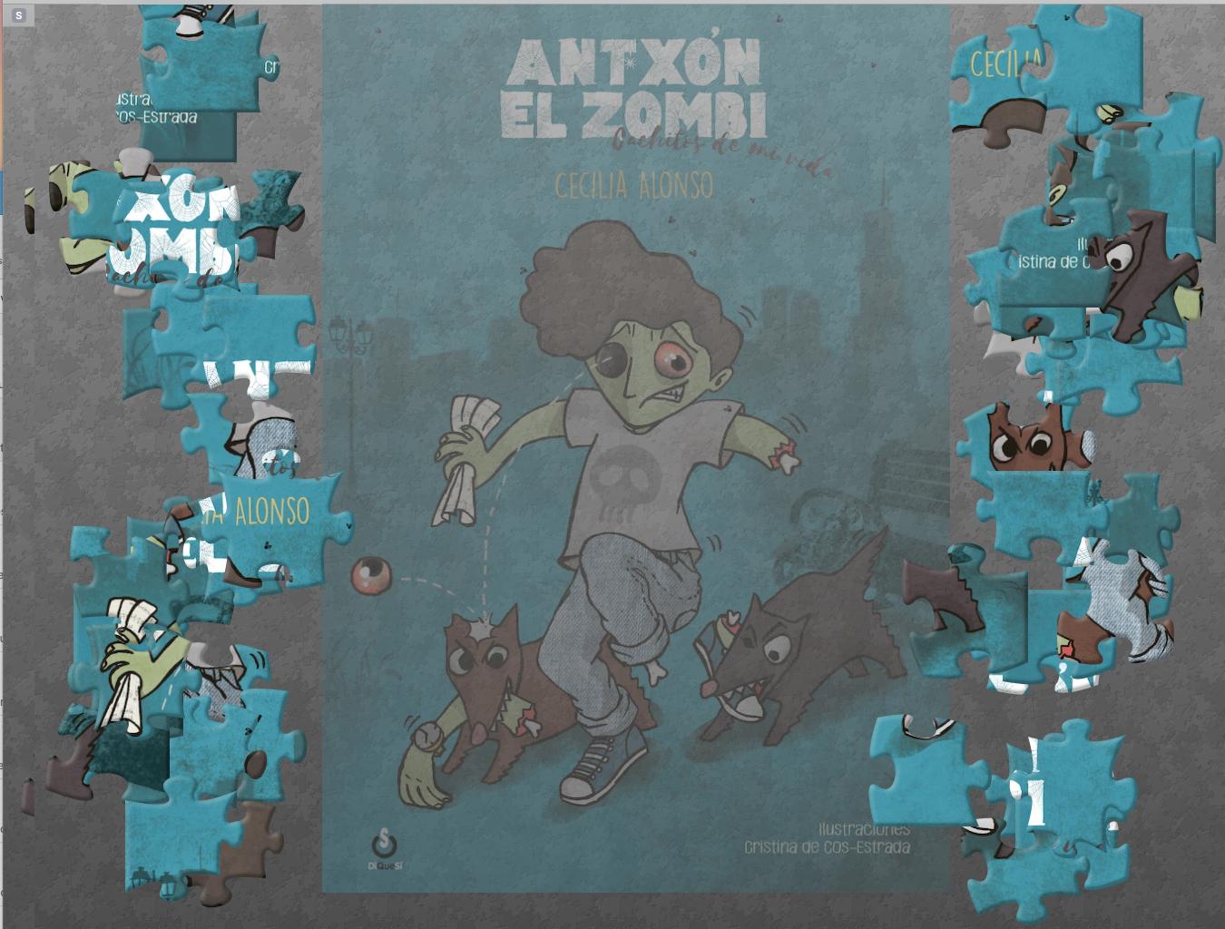 Rompecabezas Antxón