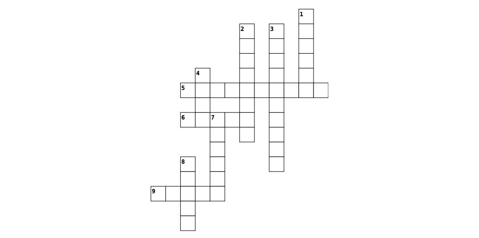 Crucigrama Antxón